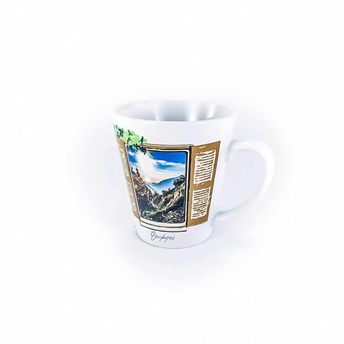 Κωνικες Κουπες Σουβενιρ Παράθυρο Καφέ